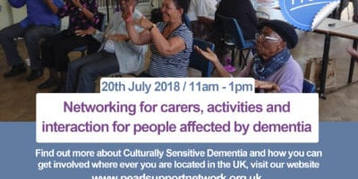 Pearl Support Network - Culturally Sensitive Memory CaFE