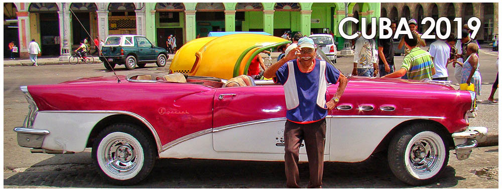 CUBA 2019 Need A Place To Go