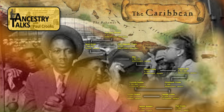 Beyond Windrush: Tracing African Caribbean Ancestry - Blacknet UK