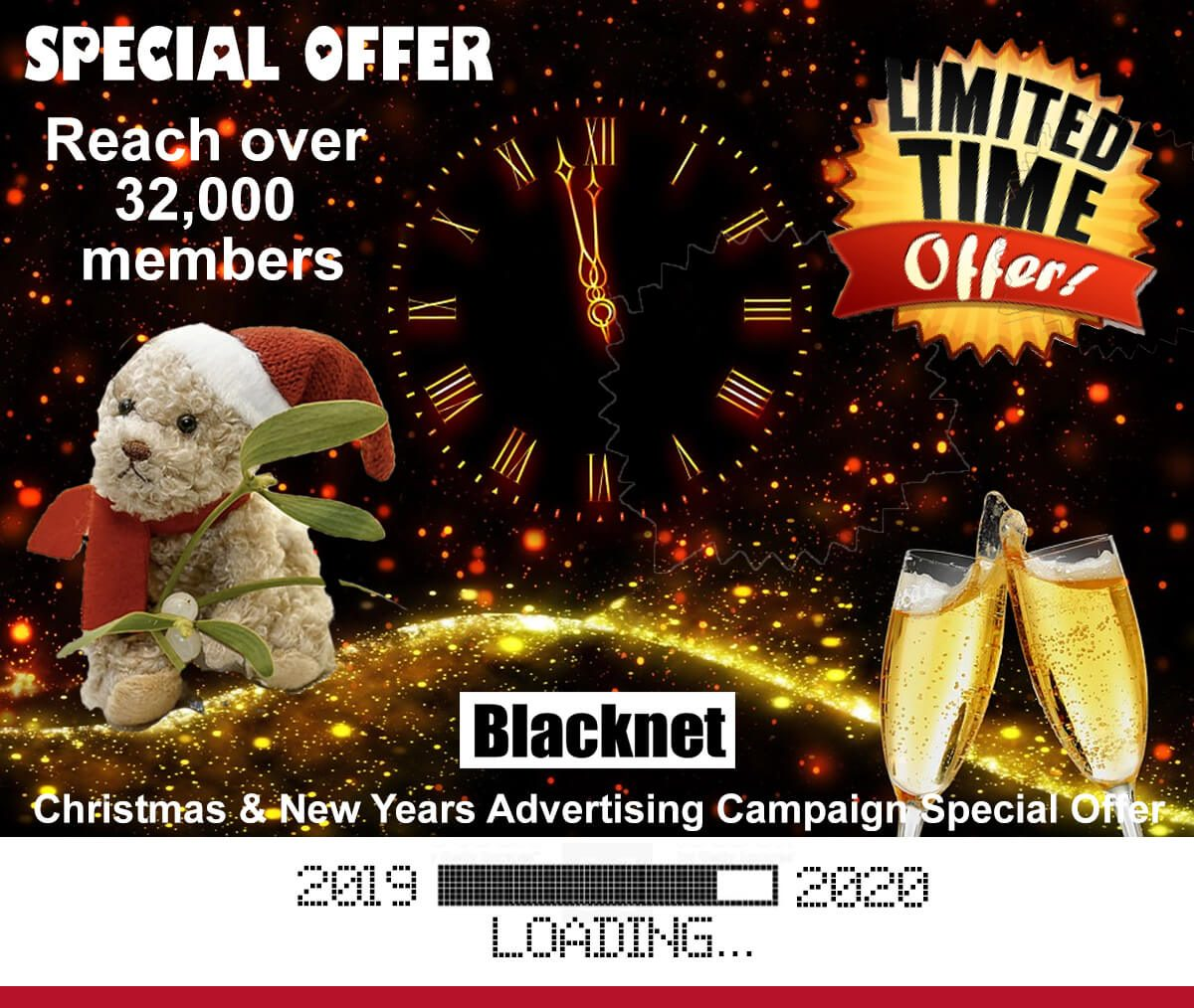event-organisers-and-promoters-christmas-and-new-years-speical-advertising-campaign-offer-2